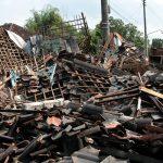 Erdbeben und Vulkanausbrüche