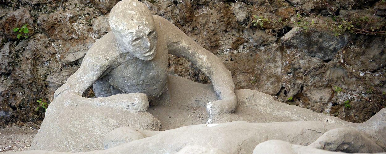 Pompeji: Neues Untergangsdatum?